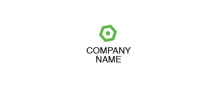 Logo 18 green