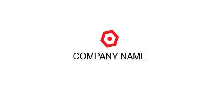 Logo 18 red