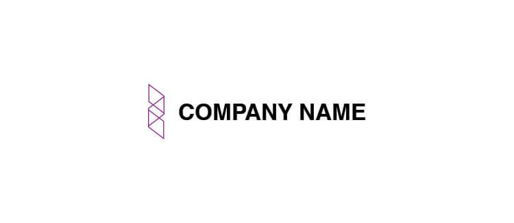 Logo 25 purple