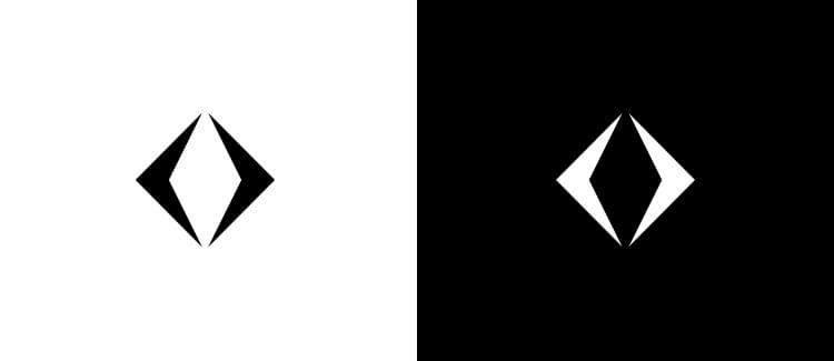 Logo 3 Black & White