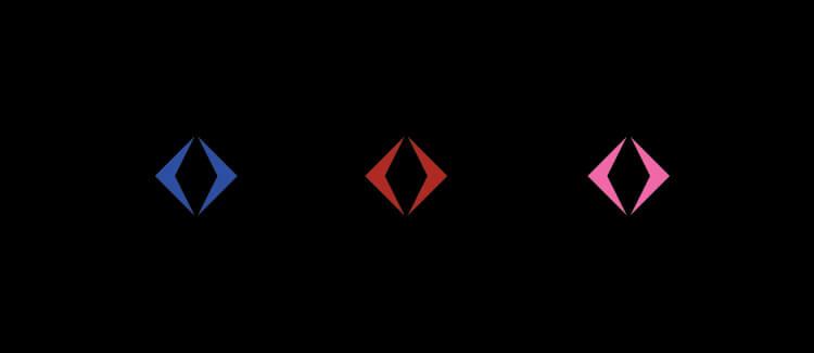 Logo 3 on Black