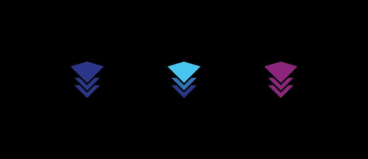 Logo 4 on Black