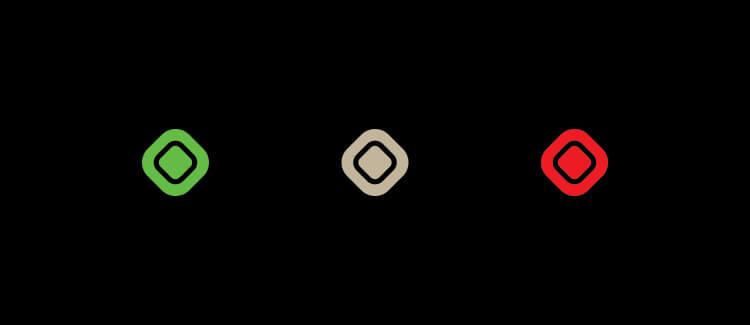 Logo 7 black