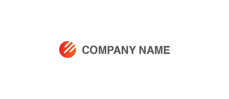 Logo 9 orange