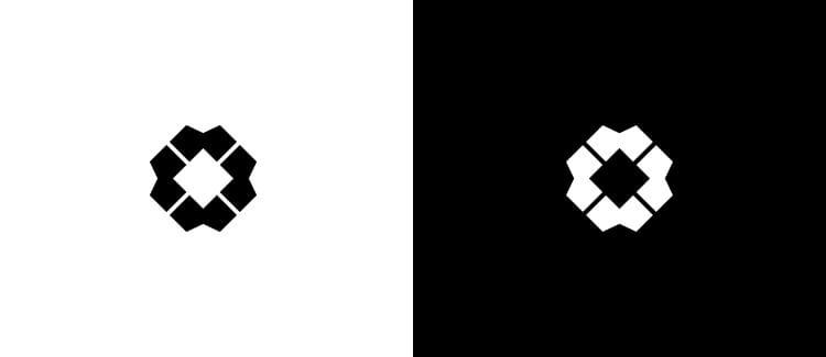 Logo 2 Black & White Versions